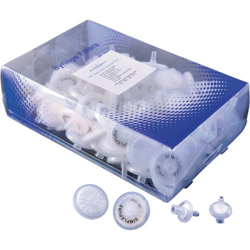大阪ケミカル MSシリンジフィルター GF(グラスファイバー)  (100個入) GF013100