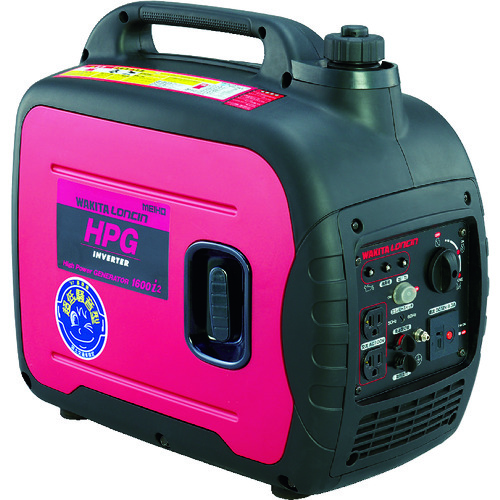 NEW ARRIVAL ガソリン発電機 訳ありセール 格安 MEIHO エンジン発電機 HPG-1600I2 HPG1600I2