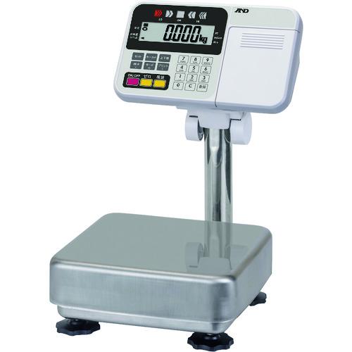 A&D 防塵・防水デジタル台はかり ひょう量10kg HW10KC
