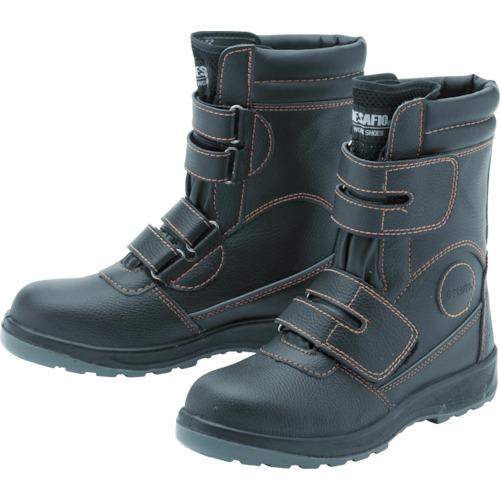 ミドリ安全 先芯入りハイカット作業靴 マジックタイプ DSF-035 DSF3527.0