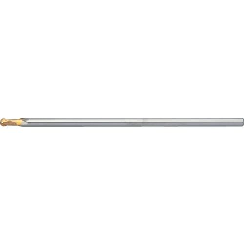 爆買い送料無料 超硬ボールエンドミル 往復送料無料 ユニオンツール 超硬エンドミル HBL20300800 R1.5×刃長4.5 ボール