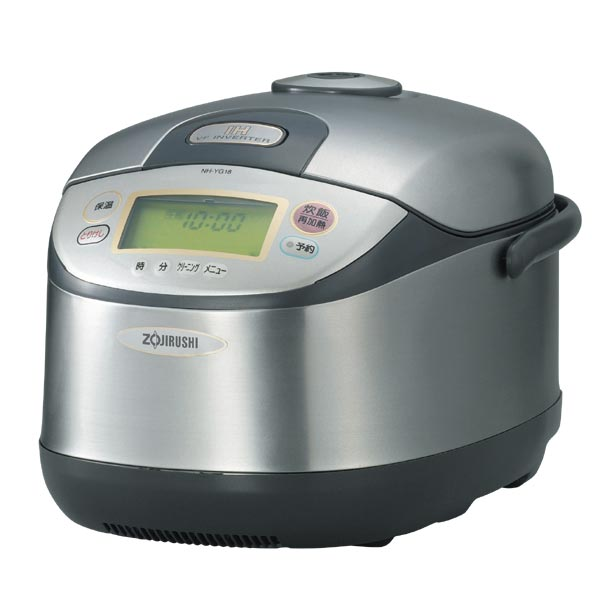 象印【ZOJIRUSHI】業務用炊飯(電気炊飯器) NH-YG18 XA【送料無料】【TC】[SUHK]