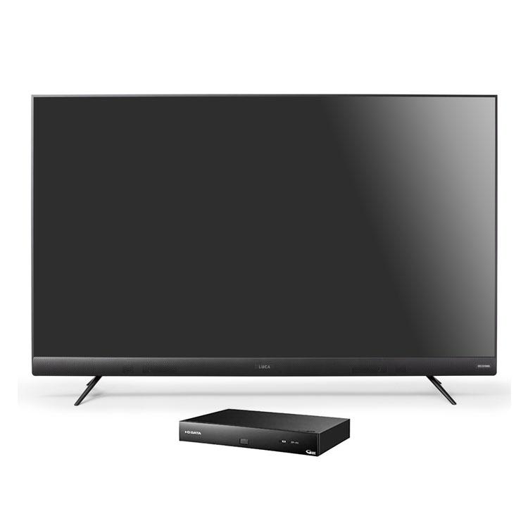[450円クーポン配布中★]4Kテレビ フロントスピーカー 55型 4K対応チューナーセット品送料無料 テレビ 4Kチューナー セット TV 4K 55V 55型 4K対応 フロントスピーカー アイリスオーヤマ