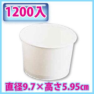 アイスクリームカップ PI-240N XKT36 1200入 【TC】【en】