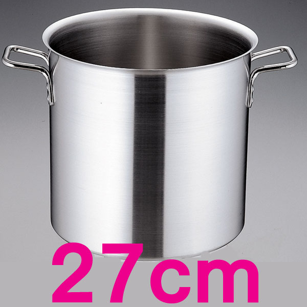 トリノ 寸胴鍋 AZV7503 27 【TC】【en】