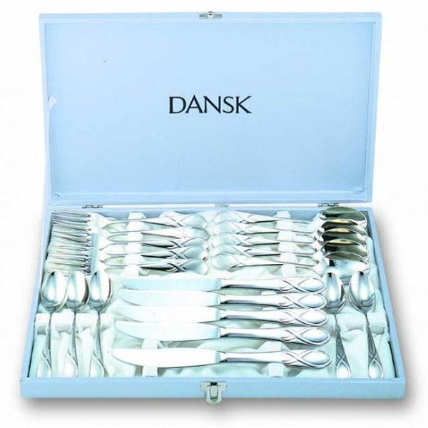 【送料無料】DANSK リーフ ディナー20PC 121509030025【TC】【sato】【ダンスク・キッチン用品・調理用品・食器・グラス・鍋】