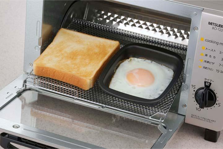グリルdeクック モーニングパン 38295グリルパン 鉄 スチール プレート トレー トースト オーブン トースター 目玉焼き グリルパンプレート グリルパンオーブン 鉄プレート プレートグリルパン オーブングリルパン プレート鉄 下村企販