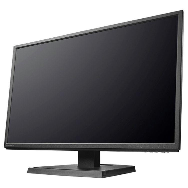 「5年保証」23.8型ワイド液晶ディスプレイ ブラック LCD-DF241EDB送料無料 モニター I・O・DATA パソコン PC機器 アイ・オー・データ機器 【D】