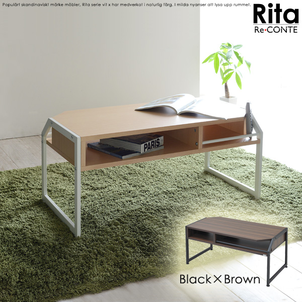 rt-007【送料無料】Re・conte Rita series Center Table