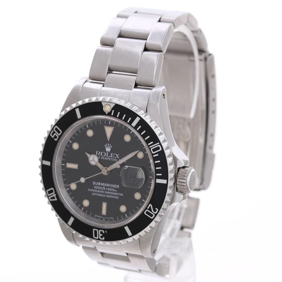 【中古】腕時計 メンズ 男性 ロレックス サブマリーナ 中古  送料無料 16610 N番