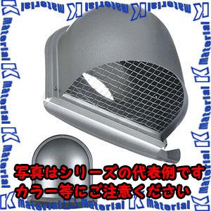 【代引不可】【個人宅配送不可】バクマ工業 U型フード付換気口 アミ付・取付穴付 N-200SUV2BL-A10
