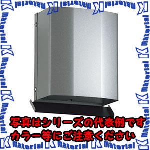 【代引不可】【個人宅配送不可】バクマ工業 耐外風フード付換気口 上下開口型 アミ付 N-250JKR-A3