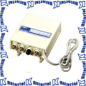 【P】サン電子 CATVブースター 30dB型増幅器 電源分離可能型 CABC-2130TW (CABC2130TW) [SDS584]