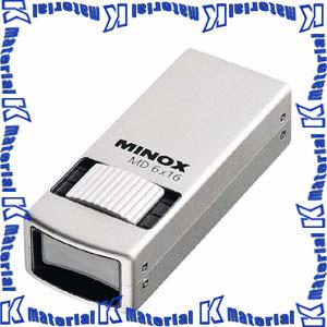 【P】【代引不可】ミノックス(MINOX) ミノックス単眼鏡 ポケットモノキュラーMD6×16 Pocket Monocular MD6×16
