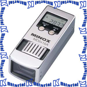 【P】【代引不可】ミノックス(MINOX) ミノックス単眼鏡 ポケットモノキュラーMD6×16A Pocket Monocular MD6×16A