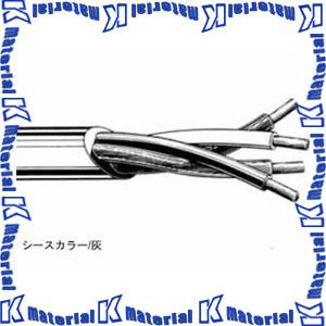 カナレ電気 CANARE スピーカーケーブル 4心設備用スピーカーケーブル 4S10F-EM 200m巻 配管用 エコタイプ シース灰 [KA1356]