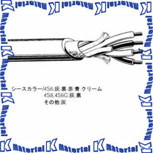 【P】【代引不可】カナレ電気 CANARE スピーカーケーブル 4心設備用スピーカーケーブル 4S6-EM 200m巻 エコタイプ シース灰 [KA2019]