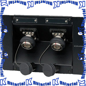 【P】【代引不可】カナレ電気 CANARE 光カメラコネクタ盤 1ユニット、フレームセット3U COP-FF3 ユニットCOU-FF3 [KA2157]
