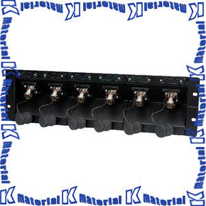 【代引不可】カナレ電気 CANARE 光カメラコネクタ盤 3ユニット、フレームセット3U COP3-OF3 ユニットCOU-OF3 3個 [KA2154]