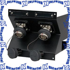 【P】【代引不可】カナレ電気 CANARE 光カメラコネクタ盤 ユニット単体3U COU-OF3 コネクタOCFRA 2個 [KA2171]