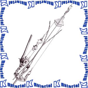 永木精機 ハルー張線器(シメラー) 支線プーリ 20kN 2tonプーリ 巻付グリップ取付用 [ON0221]