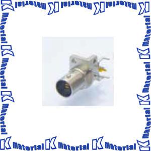 【代引不可】 カナレ電気 CANARE BNCコネクタ 75ΩBNC型基板取付リセプタクル BCJ-BPLHA 100個入 ライトアングル [KA1196]