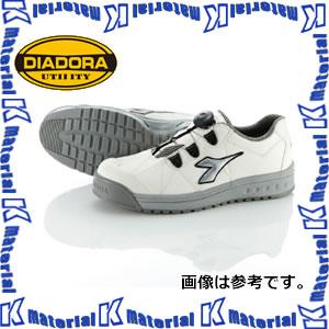 ディアドラ DIADORA UTILITY FC-181 安全靴 フィンチ FINCH WHT+SLV+WHT 白銀白 [DON193]
