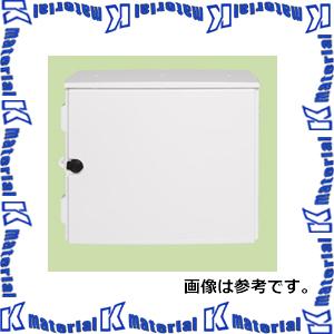 【P】【代引不可】日本通信電材 NB-IRC-L00 太陽光遮熱プラボックス Lサイズ 内部収納板付 扉式 [NDZ219]
