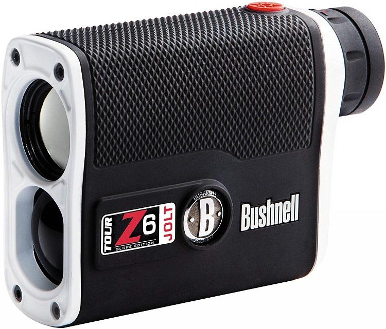 【あす楽対応】【日本正規品】ブッシュネル(Bushnell) ゴルフ用レーザー距離計 ピンシーカースロープツアー Z6 ジョルト [HA0156]
