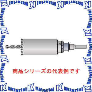 【P】ミヤナガ ポリクリック ALC用コアドリルセット ストレートシャンク 刃先径130mm PCALC130 [ONM0704]