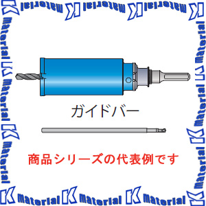 【P】ミヤナガ ポリクリック ガルバウッドコアドリルセット ストレートシャンク 刃先径85mm PCGW85 [ONM0343]