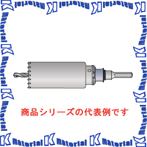 【P】ミヤナガ ポリクリック 振動用コアドリル-Sコアドリルロングタイプセット ストレートシャンク 刃先径38mm PCSW38170 [ONM0668]
