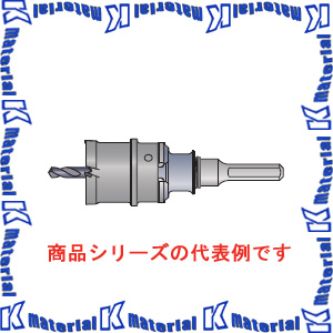 【P】ミヤナガ ポリクリック 深穴ホールソーセット ストレートシャンク 刃先径61mm PCF061 [ONM1112]