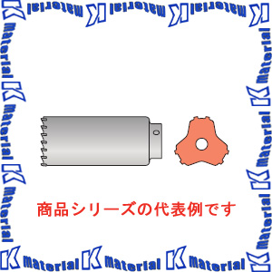 【P】ミヤナガ ポリクリック 回転用コアドリル-Hコア カッター 刃先径170mm PCHW170C [ONM0820]