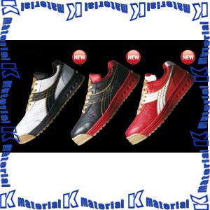 【P】ディアドラ DIADORA UTILITY PC-31 安全靴 ピーコック PEACOCK レッド/ホワイト [DON081]