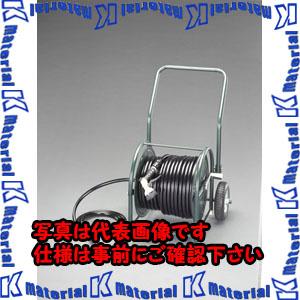【代引不可】【個人宅配送不可】ESCO(エスコ) 15/20mmx60m 散水ホースリール EA124HH-60[ESC111280]