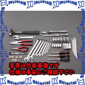 【メール便不可】 EA612SC-58[ESC111334]:k-material 【P】【】【個人宅配送】ESCO(エスコ) 工具セット-DIY・工具