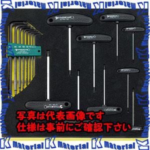 【代引不可】【個人宅配送不可】ESCO(エスコ) 17本組 T型レンチセット EA612TB-7[ESC111755]