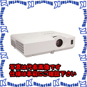 【P】【代引不可】【個人宅配送不可】ESCO(エスコ) 3200lm 液晶プロジェクター EA759PA-17D[ESC110674]