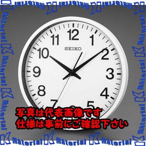 【代引不可】【個人宅配送不可】ESCO(エスコ) φ450mm 掛時計 EA798CC-101[ESC110729]