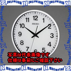 【P】【代引不可】【個人宅配送不可】ESCO(エスコ) φ351mm 掛時計 EA798CC-103[ESC111852]