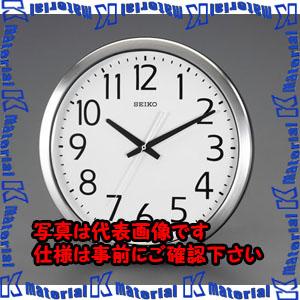 【P】【代引不可】【個人宅配送不可】ESCO(エスコ) φ381mm 掛時計 EA798CC-92[ESC112445]