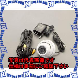 【代引不可】【個人宅配送不可】ESCO(エスコ) 防犯カメラ EA864CD-98[ESC111719]