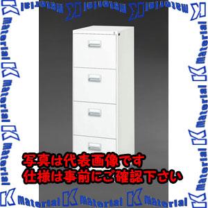 【代引不可】【個人宅配送不可】ESCO(エスコ) 4段 キャビネット EA954DC-28A[ESC111207]
