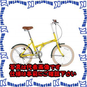 【代引不可】【個人宅配送不可】ESCO(エスコ) 20インチ 折畳ミ式自転車 EA986Y-16C[ESC112008]