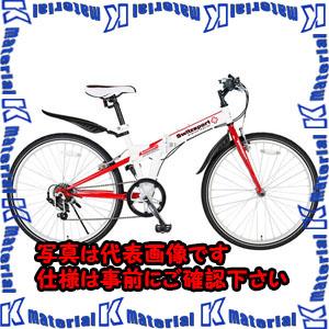 【代引不可】【個人宅配送不可】ESCO(エスコ) 26型 折リタタミ式自転車 EA986Y-36B[ESC111457]