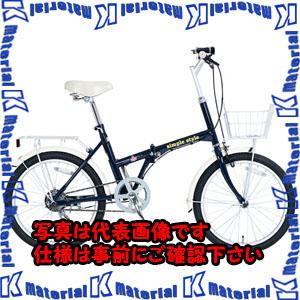 【代引不可】【個人宅配送不可】ESCO(エスコ) 20型 折リタタミ式自転車 EA986Y-44A[ESC111744]
