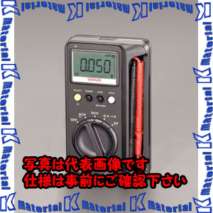 【P】【代引不可】【個人宅配送不可】ESCO(エスコ) デジタルマルチメーター EA707D-18[ESC113515]