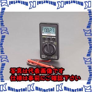 【代引不可】【個人宅配送不可】ESCO(エスコ) デジタルマルチメーター EA707D-30[ESC113616]