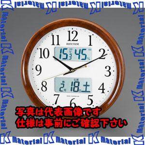 【代引不可】【個人宅配送不可】ESCO(エスコ) φ350mm 掛時計 EA798CB-78A[ESC113291]